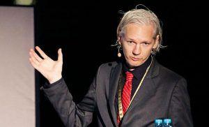 Der neben Edward Snowdon bekannteste Whistleblower: Julian Assange (2009 in Copenhagen).