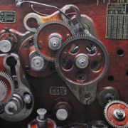 Alte Maschine - auch ein Sachwert