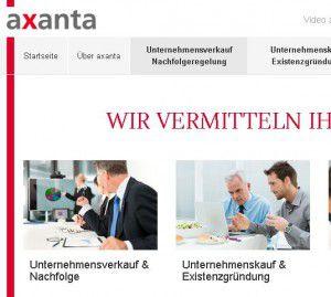 axanta-unternehmensboerse